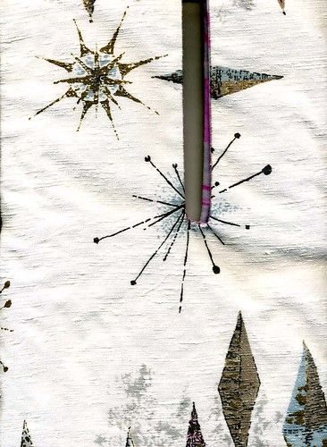 Back portion of atomic bag