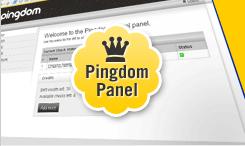 Pingdom Panel