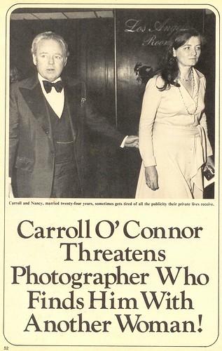 Caroll O'Conner 1973