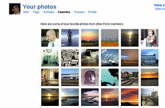 favoritos Flickr