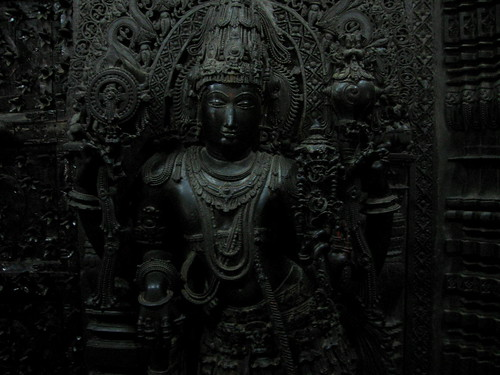 Darshan at belur