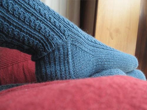 conwy socks stitch det