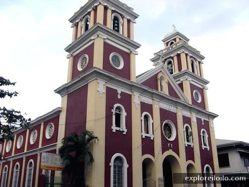 san jose church iloilo