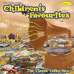 'Children's Favourites Volume 1' Story CD