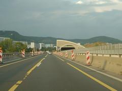 Lärmschutz Tunnel A4 Jena Lobeda