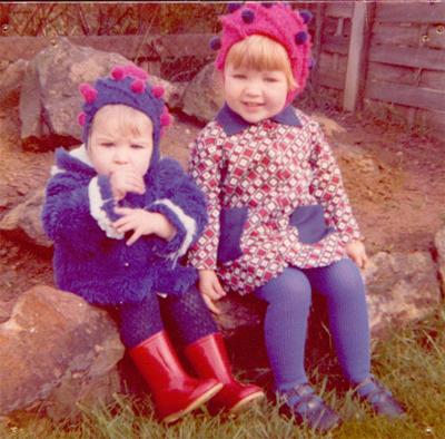 bobble hats, 1974