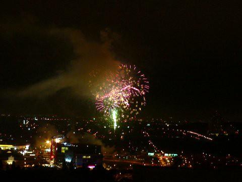 Merdeka Fireworks 3