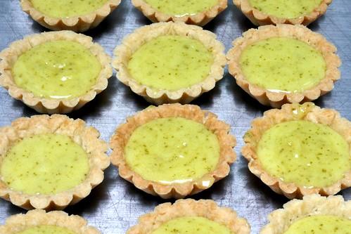 ina garten's key lime tart(lets)