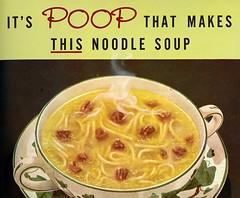 Campbell's Poop Noodle Soup