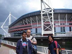 Cardiff Stadium, Cardiff, Wales