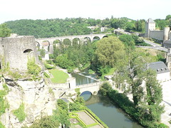 Luxembourg river