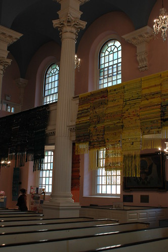 St. Paul's Church, Interior, North Wall