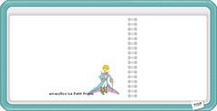 [遊戲] 部落格拼圖(3) 小王子繽紛色彩(完成) @amarylliss。艾瑪[隨處走走]