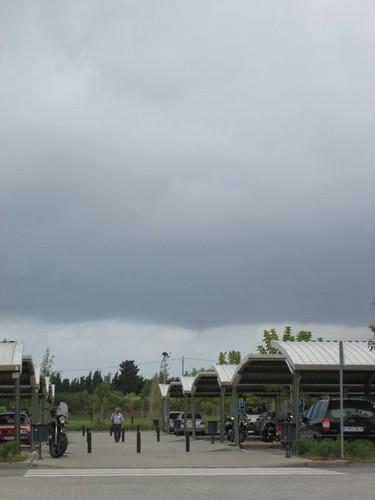 Tornado al Baix Llobregat