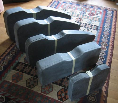 Calder range shells