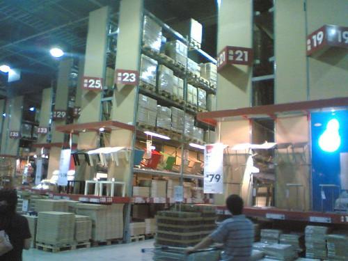 Went to ikea again wangjianshuo 39 s blog for Stores like ikea in hawaii