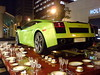 Lamborghini over Tea Cups!