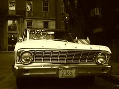 Le Ford Falcon