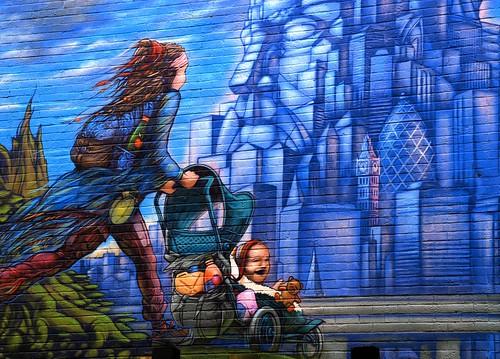 Kilburn street art