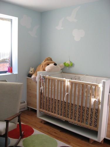 Modern Nursery Design in SOHO