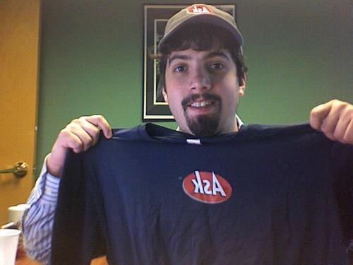 Ask.com T Shirt
