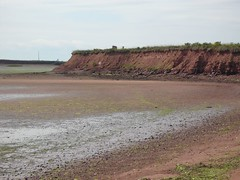 PEI red cliffs, Victoria