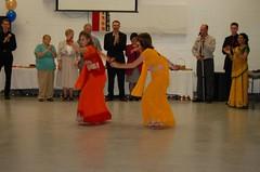 The twins dance