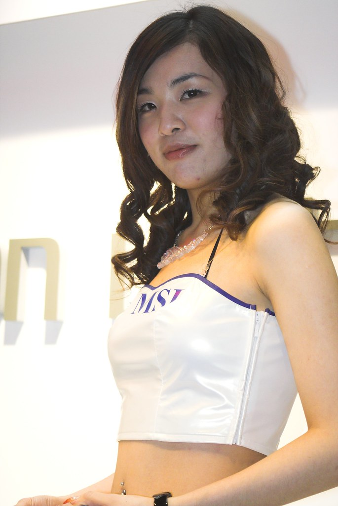 MSI 美女SG