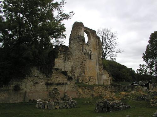 Abbaye de Mortemer HY 007