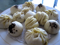 Assorted homemade baozi - Shangzhi