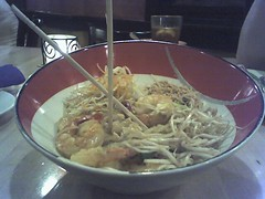 Pad Thai at Sawahdii