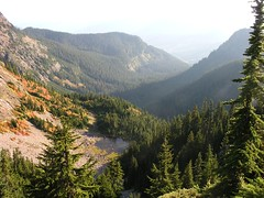 Commonwealth Basin Trail, Central Cascades, WA, USA