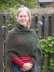 Pacific Northwest Shawl 4