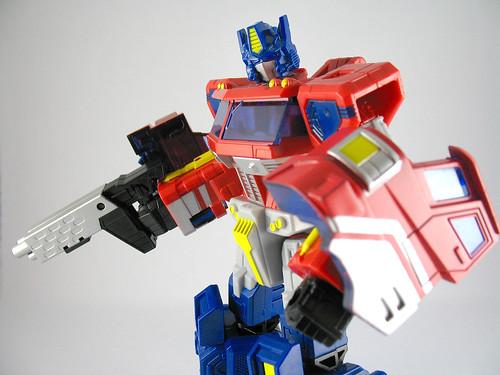 Classics Optimus Prime