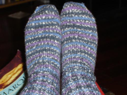 more socks