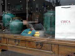 Turquoise pots (lots)