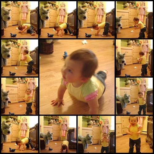 Being 11 months
