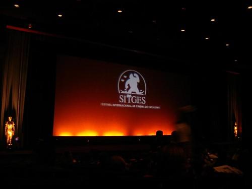 En el Festival de Cine Fantástico de Sitges