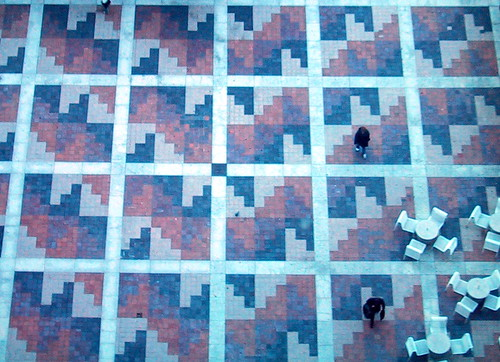 Kendall Square Tiles