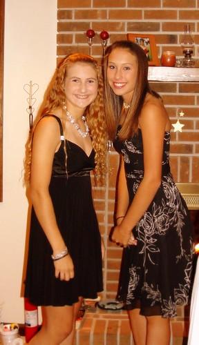Greta and Kristin