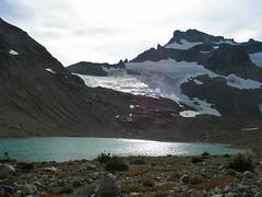 Cold Lake and Gilbert Peak
