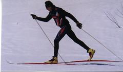 XC Classic skier