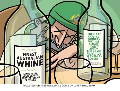 Australian Whine