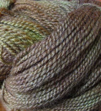 lichen yarn
