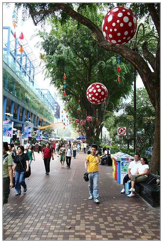 Orchard Road Public Art