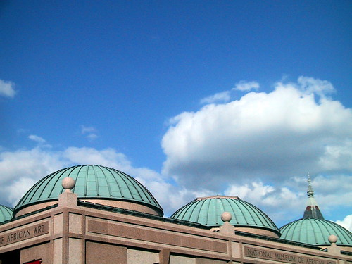 Domes, Blue Skies, DC