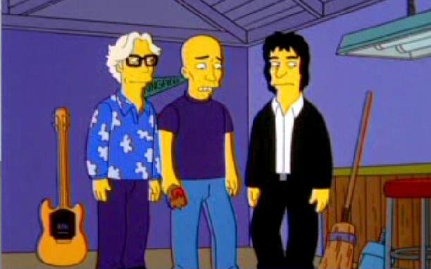 Top 10 Canciones De Los Simpsons Rock Taringa