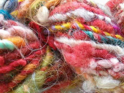 Handspun Yarn 2