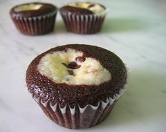 black bottom cupcake 99