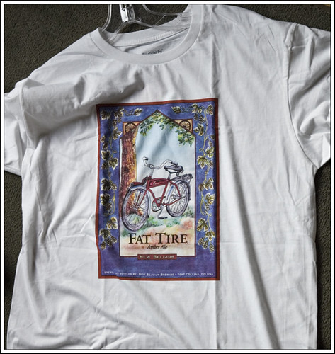 Fat Tire Shirt